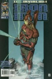 Iron Man #7 Volume 2 (1996 Series) Marvel Comics